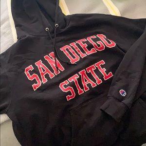 Champion San Diego State Sweatshirt